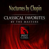 Nocturnes by Chopin by Peter Schmalfuss