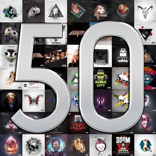 Play & Download Never Say Die Fifty by Various Artists | Napster