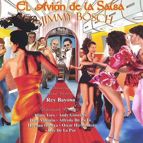 El Avion De La Salsa by Jimmy Bosch