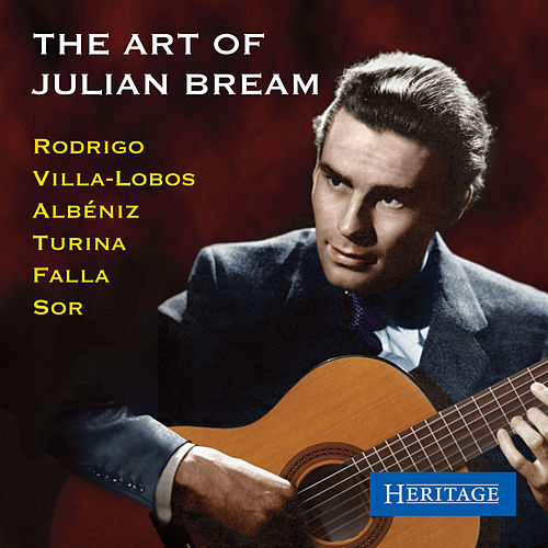 The Art of Julian Bream by Julian Bream