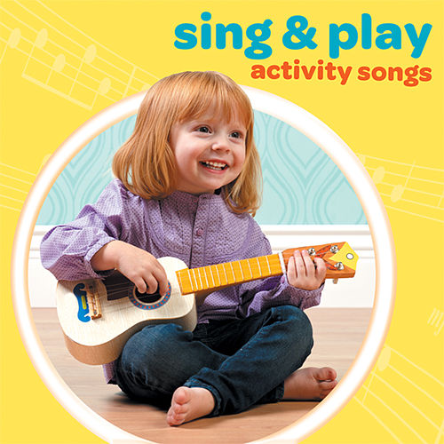 Play & Download Sing & Play Activity Songs by Patty Shukla | Napster