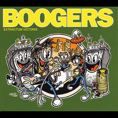 Play & Download Extractum Victoris by Boogers | Napster
