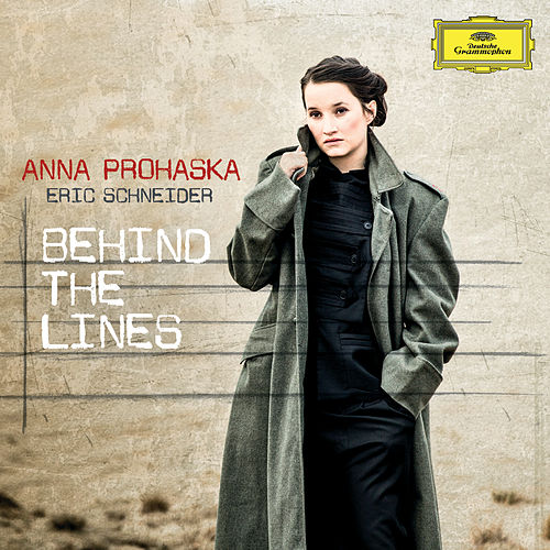 Behind The Lines by Anna Prohaska