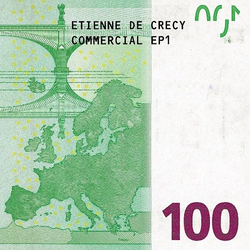 Play & Download Commercial EP by Etienne de Crecy | Napster
