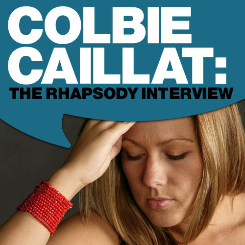 Play & Download Colbie Caillat: The Rhapsody Interview by Colbie Caillat | Napster