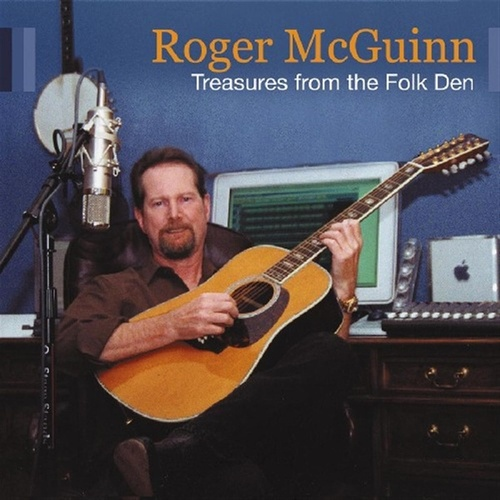 Play & Download Treasures From The Folk Den by Roger McGuinn | Napster