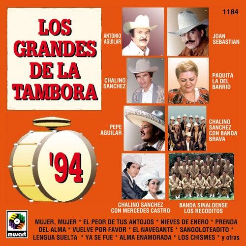 Los Grande De La Tambora 94 by Various Artists