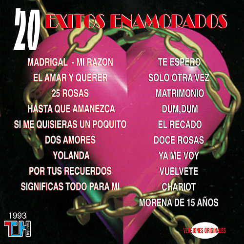 Exitos Enamorados by Various Artists