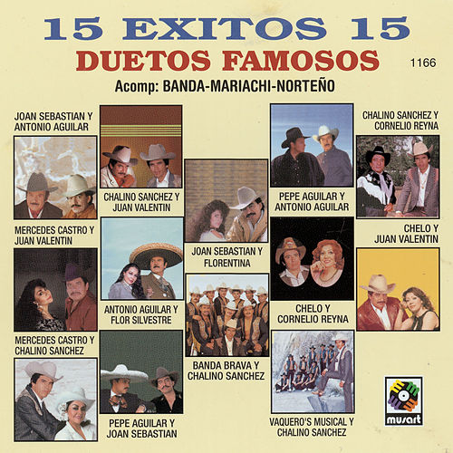 15 Exitos 15 Varios Artistas by Various Artists