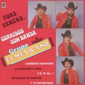 Corrido Con Tambora by Mi Banda El Mexicano
