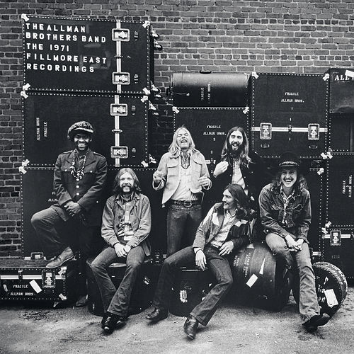 The 1971 Fillmore East Recordings by The Allman Brothers Band