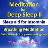 Meditation for Deep Sleep II: Sleep Aid for Insomnia. Breathing Meditation (Shift the Brain to a Passive Resting State) by Terry Michael