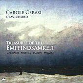 Play & Download Treasures of the Empfindsamkeit by Carole Cerasi | Napster