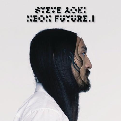 Neon Future I by Steve Aoki