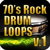Play & Download 70s Rock Drum Loops Vol. 1 by Ultimate Drum Loops | Napster