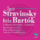 Igor Stravinsky & Béla Bartók by Various Artists