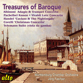 Play & Download Treasure of the Baroque by Various Artists | Napster