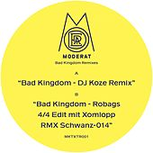 Bad Kingdom / DJ Koze Remix & Robag Wruhme Edit by Moderat