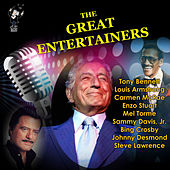 Play & Download The Great Entertainers by Various Artists | Napster