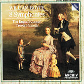 Play & Download William Boyce: 8 Symphonies by The English Concert | Napster