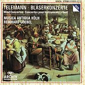 Play & Download Telemann: Wind Concertos by Various Artists | Napster