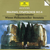 Play & Download Brahms: Symphony No.4 in E Minor op.98; Tragic Overture op.81 by Wiener Philharmoniker | Napster