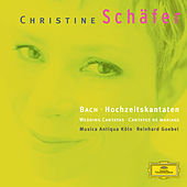 Play & Download Bach, J.S.: Wedding Cantatas by Christine Schäfer | Napster