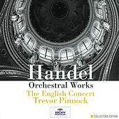 Handel: Orchestral Works by Various Artists