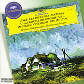 Play & Download Smetana: The Moldau; Vysehrad / Liszt: Les Préludes; Mazeppa; Hungarian Rhapsody No.4 by Berliner Philharmoniker | Napster