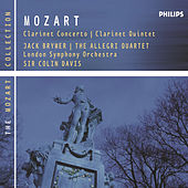 Play & Download Mozart: Clarinet Concerto & Clarinet Quintet by Jack Brymer | Napster