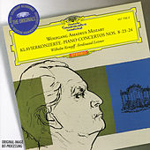 Play & Download Mozart: Piano Concertos Nos.8, 23 & 24 by Wilhelm Kempff | Napster