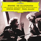 Brahms: Cello Sonata No.1 in E Minor Op.38 by Mischa Maisky