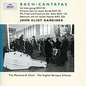 J.S. Bach: Cantatas BWV 83; 82; 125; 200 by Various Artists