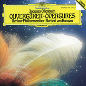 Play & Download Offenbach: Overtures by Berliner Philharmoniker | Napster