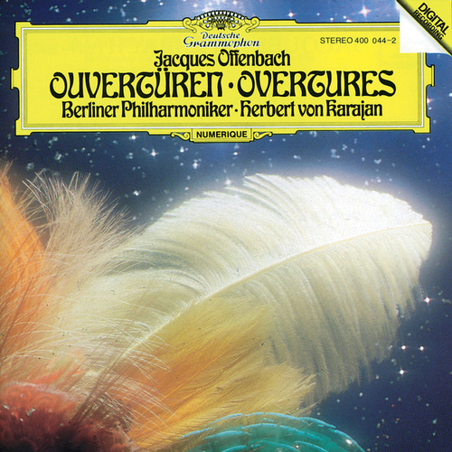 Offenbach: Overtures by Berliner Philharmoniker