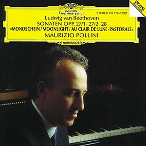 Play & Download Beethoven: Piano Sonata Nos.13, 14 & 15 by Maurizio Pollini | Napster
