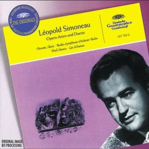 Léopold Simoneau - French & Italian Arias And Duets by Various Artists