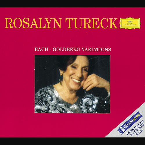 Bach, J.S.: Goldberg Variations by Rosalyn Tureck