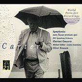 Carter: Clarinet Concerto; Symphonia by Various Artists