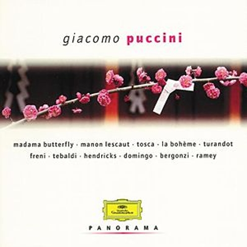 Puccini: Manon Lescaut; Madame Butterfly etc. by Various Artists