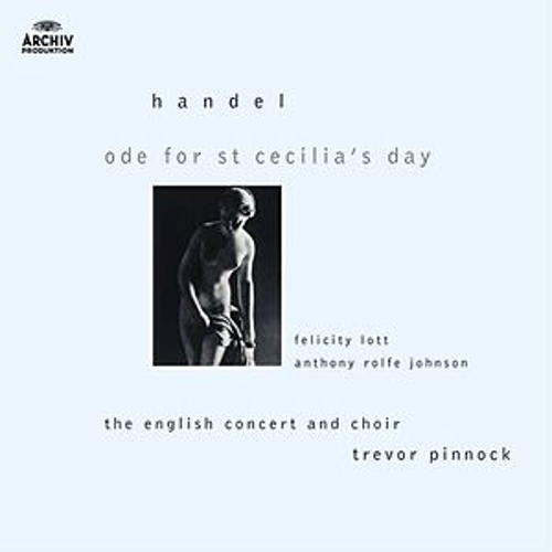 Play & Download Handel: Ode for St. Cecilia's Day by Various Artists | Napster