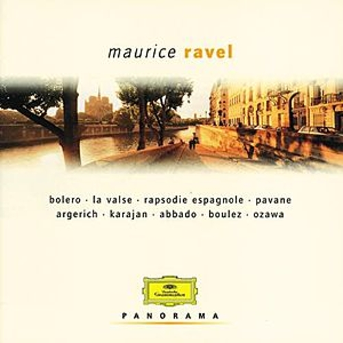Ravel-Set: Karajan/Boulez/Abbado/Ozawa/Argeric by Various Artists