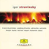 Stravinsky: Firebird; Pétrouchka etc. by Various Artists