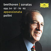Play & Download Beethoven: Piano Sonatas Opp. 54, 57, 78, 90 by Maurizio Pollini | Napster