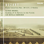 Play & Download Mozart: Piano Concertos Nos.20, 23 & Concert Rondos by Alfred Brendel | Napster