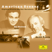 Gil Shaham / André Previn - American Scenes by Gil Shaham