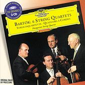 Bartók: 6 String Quartets by Hungarian String Quartet