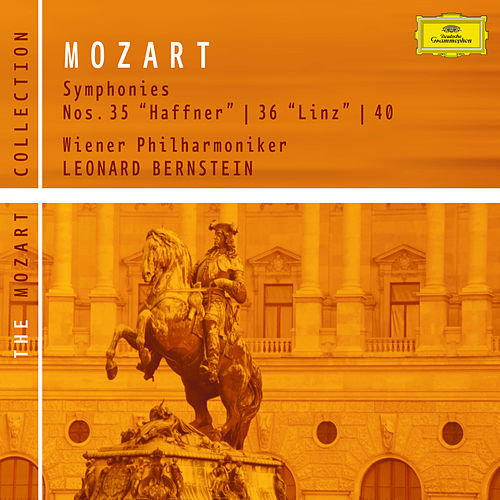 Play & Download Mozart: Symphonies Nos.35, 36 & 40 by Wiener Philharmoniker | Napster