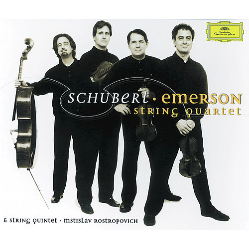 Play & Download Schubert: The Late String Quartets; String Quintet by Emerson String Quartet | Napster