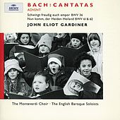 Play & Download Bach, J.S.: Advent Cantatas BWV 61, 36 & 62 by Various Artists | Napster